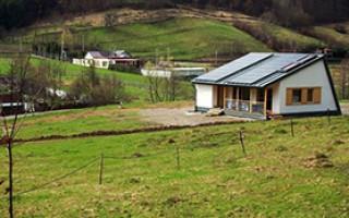 Автономный дом от румынских студентов