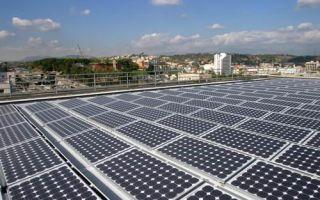 Рекорд эффективности солнечных фотоэлектрических панелей