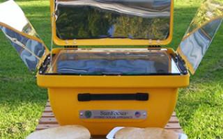 Гибридная солнечная печь позволит готовить в пасмурные дни и в ночное время