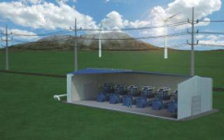 SustainX построила 1,5-мегаваттную изотермическую систему хранения энергии на сжатом воздухе