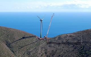 Один из Канарских островов полностью перейдет на использование возобновляемой энергии