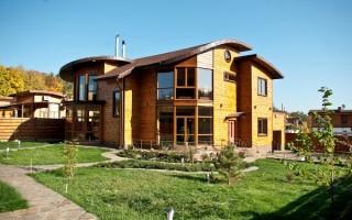 Пять принципов строительства зеленого дома