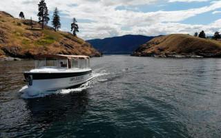 Следующий вид транспорта, готовый к революции: электронные лодки