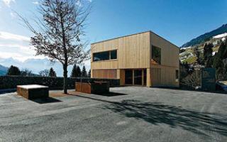 Пассивный дом в австрийской деревне