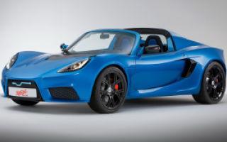 Самый быстрый в мире электромобиль Detroit Electric SP:01 представлен на автосалоне в Шанхае