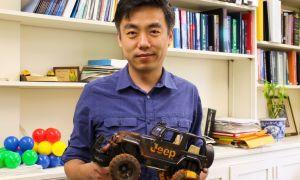 Новый наногенератор собирает энергию от колес автомобиля во время движения