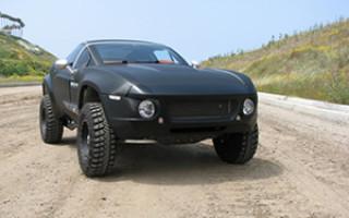 Первый электромобиль, напечатанный с помощью 3D принтера, покажут на выставке в Чикаго