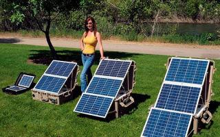 Suntrunk — автономная солнечно-энергетическая система