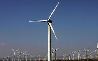 Европа – рекордсмен по ветроэнергетике
