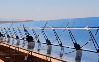 Solana — солнечная электростанция, работающая и после захода солнца