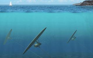 В США военные разрабатывают подводные солнечные батареи