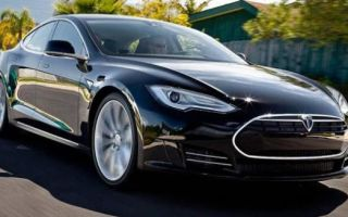 Журнал «Automobile» признал Tesla Model S «Автомобилем года»