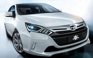 На мировом рынке появился новый гибридный спорт-кар – Цинь (Qin)