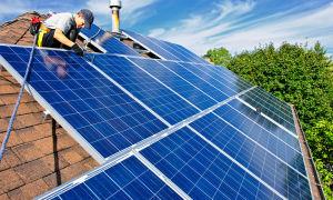 Сколько стоит комплект солнечных батарей для дома