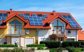 Дом на солнечных батареях: сколько стоит и как рассчитать