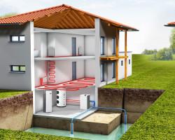 Геотермальное отопление дома. Как правильно выбрать и расчет стоимости под ключ