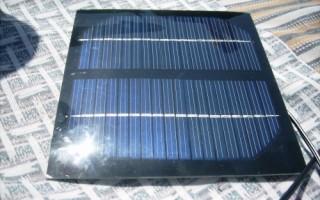 Самодельные солнечные батареи или их промышленные аналоги?