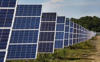 Nzema — крупнейшая солнечная электростанция Африки строится в Гане (155 МВт)