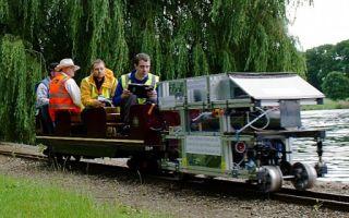 Первый в Великобритании водородный локомотив построен исследователями Бирмингема