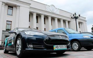 Новости: Законопроект в Украине, дорожный налог в Великобритании