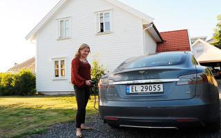 Обновление автопарка Норвегии