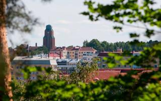 Финский город Лахти станет Зеленой столицей Европы в 2021 году