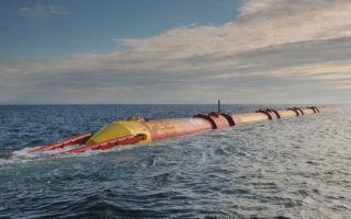 Технологии преобразования энергии морей и океанов