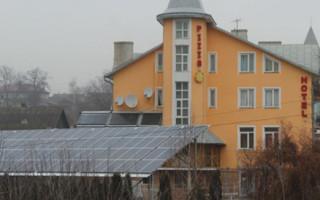 Семья из Черновцов установила 40 солнечных панелей, чтобы отказаться от газа и угля