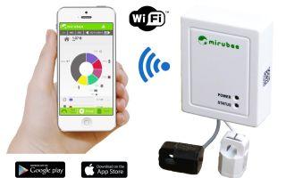 Mirubee — датчик, который позволяет сэкономить до 15% электроэнергии в доме