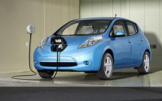 Nissan Leaf стал самым продаваемым электромобилем в мире в 2013 году