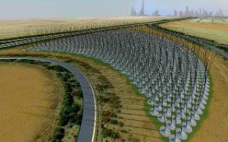 """Электростанция нового поколения: проект """"Windstalk"""""""