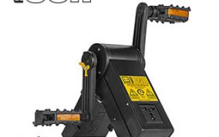 Теперь вы сможете сами производить энергию – с помощью генератора с педальным приводом