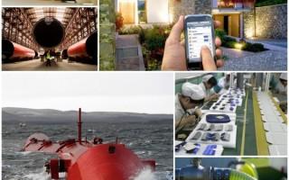 Десять наиболее важных новаций экологии и техники