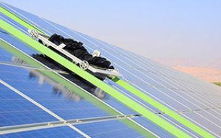 В Израиле дебютировала первая в мире самоочищающаяся солнечная электростанция