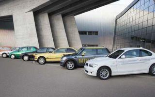 Электромобили BMW: история длиной в 40 лет