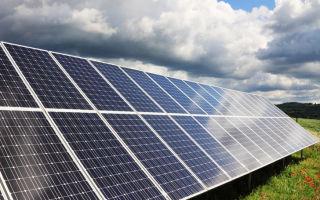 Германия наращивает объемы производства солнечной энергии