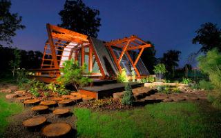 Экодом и энергоэффективный дом