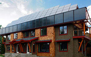 The Riverdale Netzero Project – экономный дом в Канаде