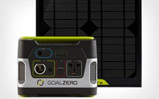 Новый солнечный генератор Йети