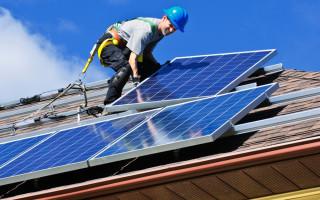 Солнечная энергия — результат сотрудничества природы и человека!