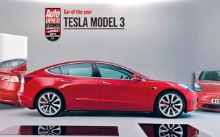 Новостной Дайджест: Tesla автомобиль года (видео)