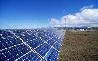 Самые мощные проекты возобновляемой энергетики 2012
