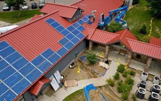 В солнечной энергетике США занято больше людей, чем в угледобыче