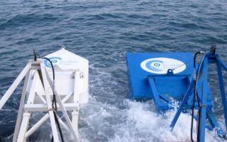 Первая приливная электростанция на Черном море