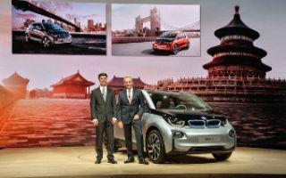 Самый долгожданный электромобиль года наконец совершил премьеру — 2014 BMW i3. 82