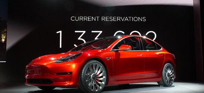 Tesla Model 3 – Еще меньше, еще технологичней