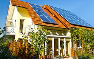 Солнечная панель, которая хранит энергию