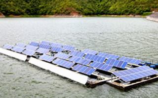 Индия строит крупнейшую в мире прибрежную плавающую солнечную электростанцию