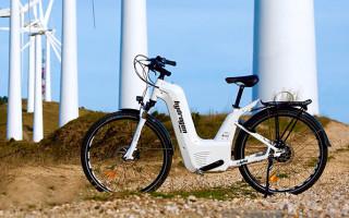Водородный велосипед Alter Bike уедет втрое дальше электрического