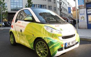 Топ-10 экологичных машин 2012 года
